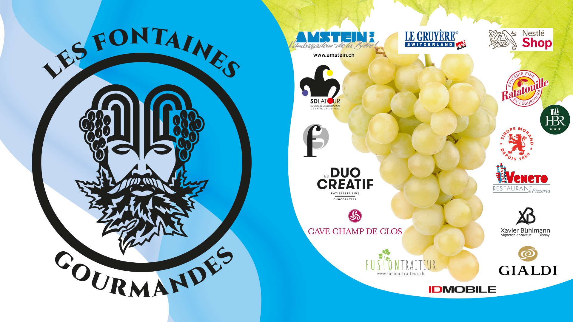 Fontaines Gourmandes