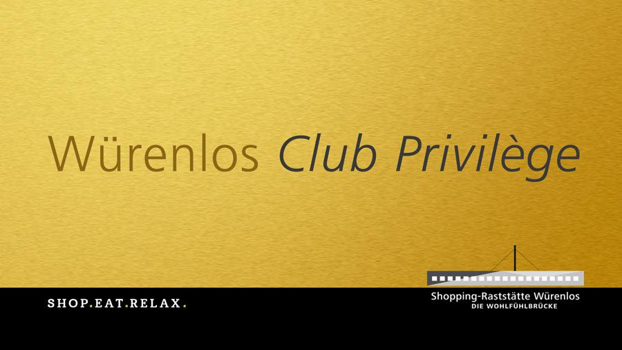 Würenlos Club Privilège