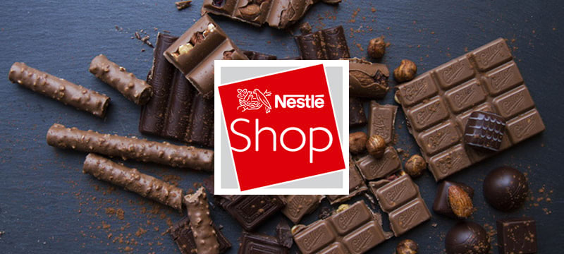Nestlé Shop - Membership Privilege