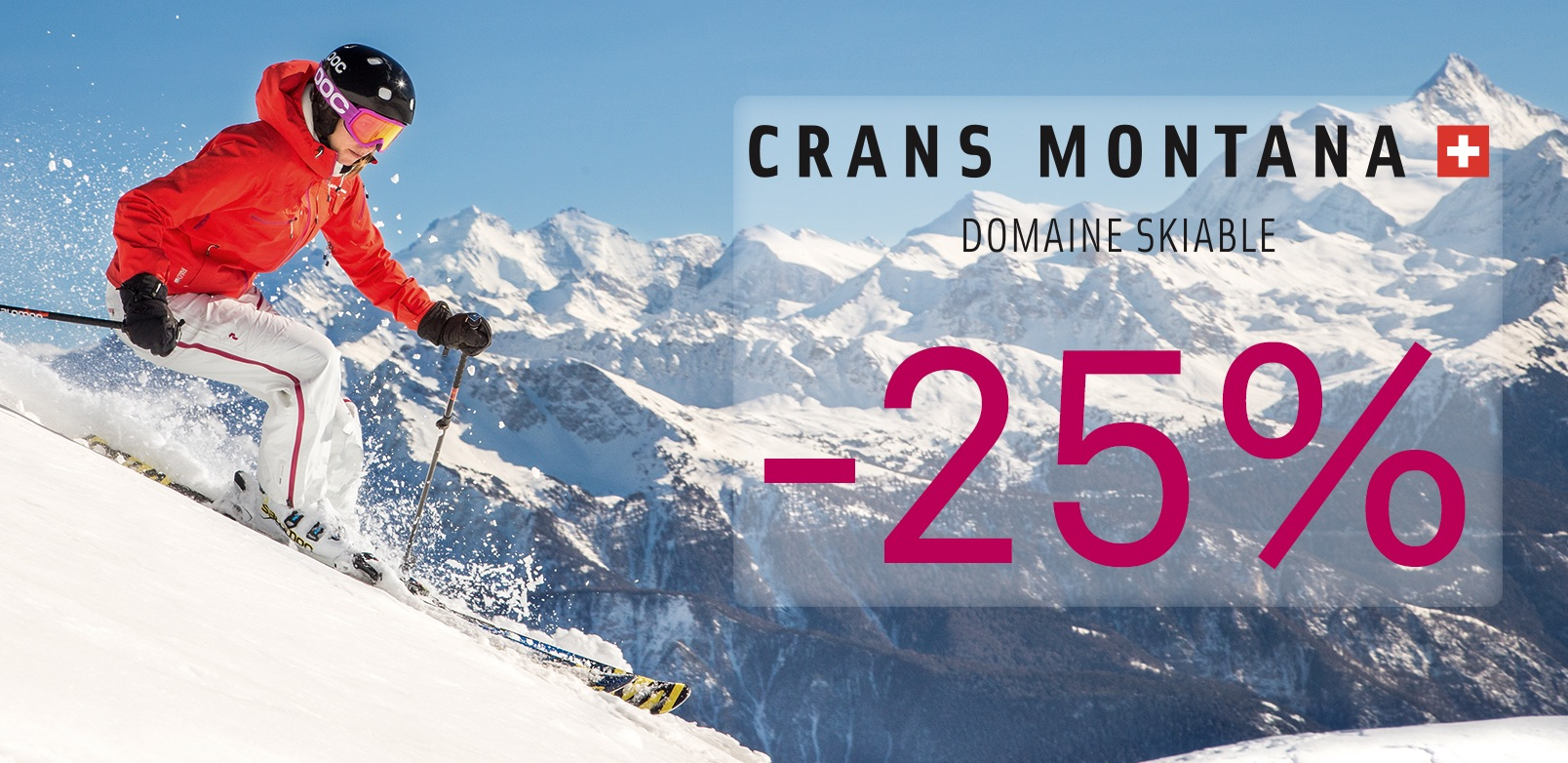 Ski Crans-Montana