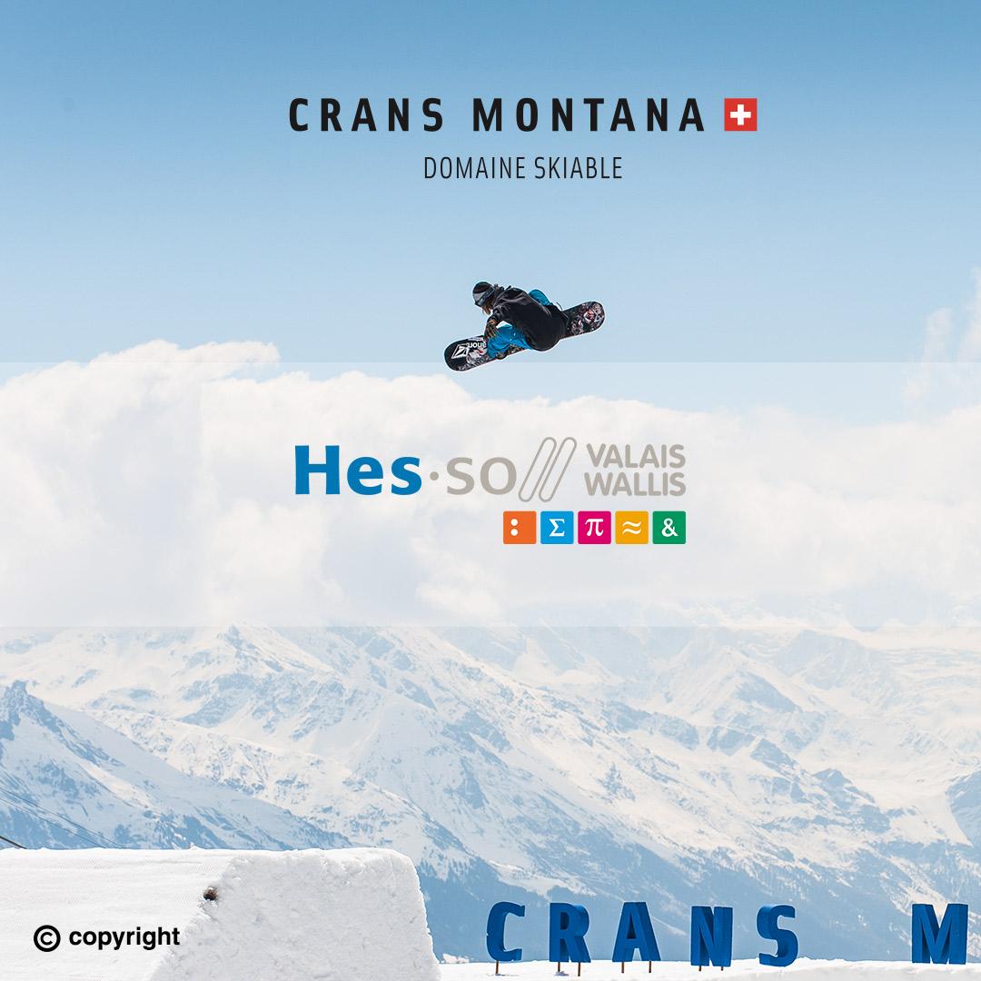 Ski in Crans-Montana