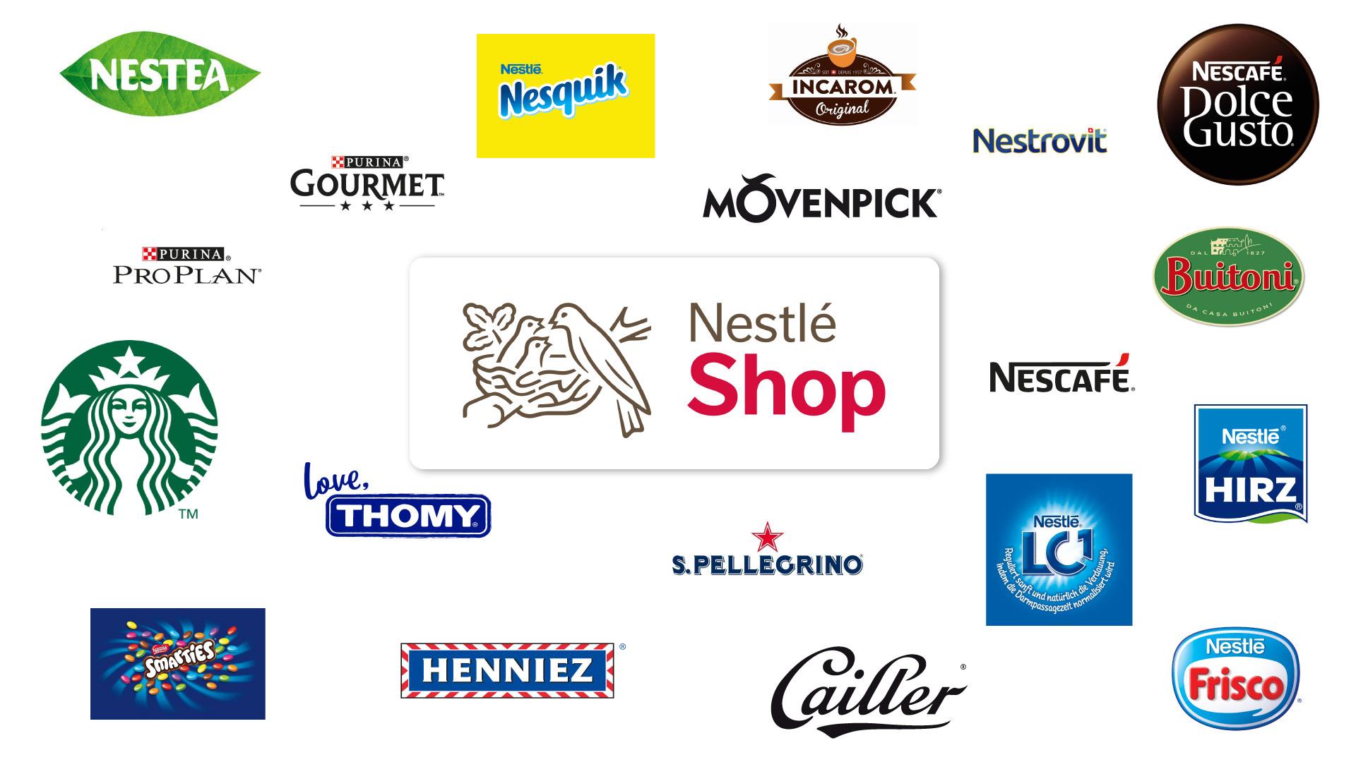 Nestlé Shop - Membership Privilege