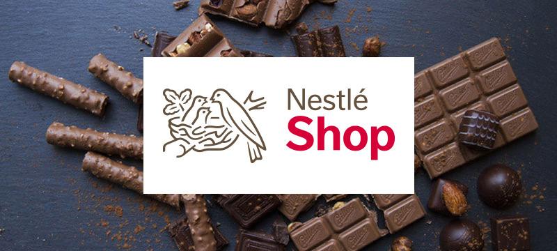 Nestlé Shop - Privilège